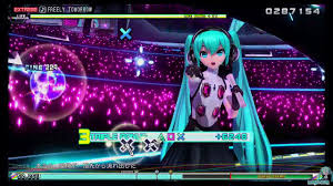 project diva future tone freely tomorrow extreme p4d style