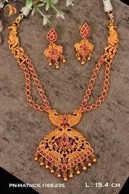 necklace sets images Gold plated bahubali necklace set griiham jpg