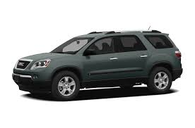 2009 gmc acadia new car test drive
