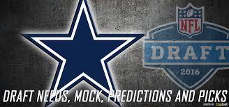 Dallas Cowboys American Flag Dallas Cowboys 2016 Nfl Draft Needs Mock Predictions Picks