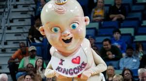 king cake babies new orleans pelicans king cake baby mascot is back si