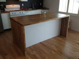 building a kitchen island with ikea cabinets malm meets numerar kitchen island ikea hackers ikea