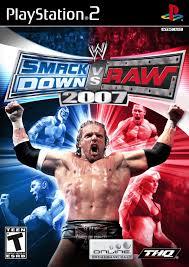 wwe games wwe smackdown vs raw 2007 gamespot