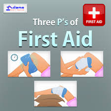 the aim of firstaid is to provide immediate initial care for an