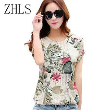 plus size blouses and tops floral print s blouses shirts summer tops casual plus