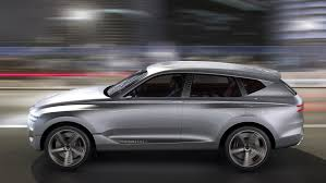 bmw minivan concept genesis gv80 concept hints at brand u0027s first suv