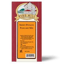 Pancake Flour Sweet Potato Pancake Mix Byrd Mill