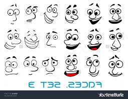funny faces cartoons for sketches drawing of sketch