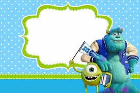 Monster Inc Baby Shower Decorations Monsters Inc Baby Shower Invitations Home Design Ideas