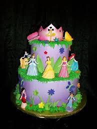 25 disney princess birthday cakes ideas