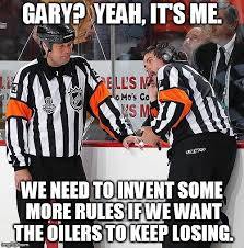 Nhl Memes - hockey referee imgflip