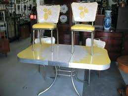 1950 kitchen table and chairs 1950 kitchen furniture vintage table and chairs chrome and kitchen