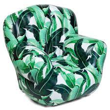 Banana Armchair Inflatable Chair Banana Palm U2013 Sunnylifeusa