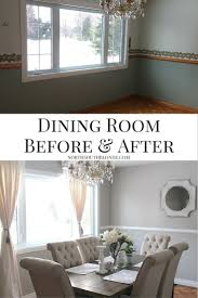 dining room before and after ashley furniture tripton dining set