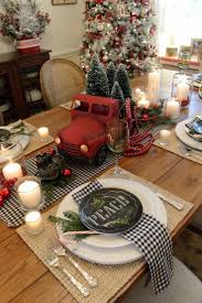 Holiday Table Decorating Ideas 1233 Best Christmas Decorating Ideas Images On Pinterest Holiday