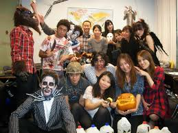 lifestyle halloween party language systems lifestyle trick or treat
