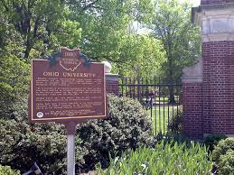 Ou Map Ohio Historical Marker 1165 Tarlton Oh My Map Pinterest