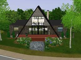 modern a frame house plans modern a frame house plans zijiapin