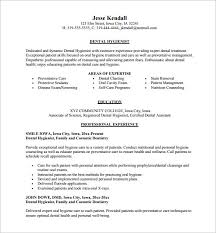 dental hygiene resume template 3 dental assistant resume template brianhans me