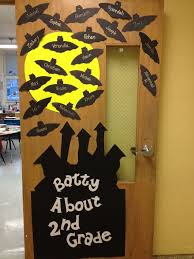 free door decorations we are batty about being free