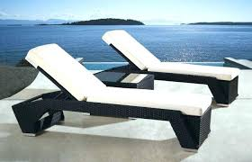 Patio Chaise Lounge Chair Outdoor Chaise Lounge Chair Patio Chairs Furniture Walmart