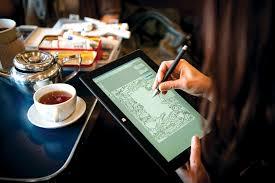 a look inside sketch club at caffe beano