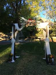 lowes wedding arches diy wedding arch lumber from lowe s silk flowers from hobby
