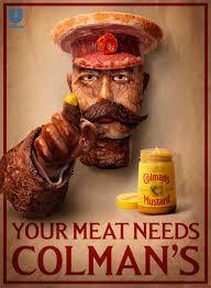 coleman s mustard colmans mustard echostains