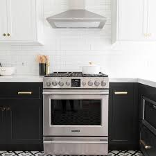 two tone kitchen cabinets with black countertops best two toned kitchen cabinet ideas