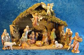 Home Interiors Nativity by Classic Nativity Sets At Yonderstar Start A Family Tradition