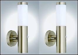 Motion Sensor Exterior Light Fixtures by Motion Sensor Outdoor Wall Light Ideas U2014 Home Ideas Collection