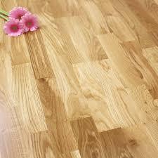 Laminate Flooring Rustic 3 Strip Lacquered Engineered Rustic Oak Wood Flooring 2 56m
