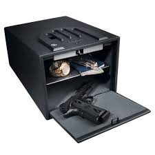 Biometric Gun Safe Wall Mount Amazon Com Gunvault Gvb2000 Multi Vault Biometric Gun Safe Home