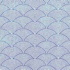 japanese designs and motifs birds and berries concentric waves