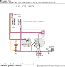 wiring diagrams dimarzio