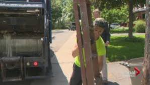 kitchener garbage collection pointe residents frustrated with new garbage collection