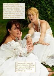 wedding dress captions desavory s tg captions tg captions brides