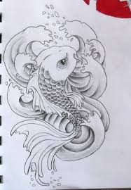 koi fish tattoo on arm koi fish drawing best tattoo design tattooshunter com