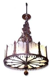 Vintage Wrought Iron Chandeliers Antique Chandeliers Olde Good Things