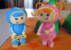 umizoomi cake toppers team umizoomi cake toppers can make fondant figures gonna