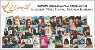 programs for funerals funeral program templates editable word templates funeralparlour