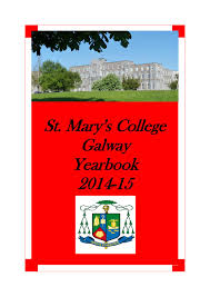 st yearbook st s college galway yearbook 2015 by st s college