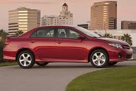 how many per gallon does a toyota corolla get 2011 toyota corolla used car review autotrader