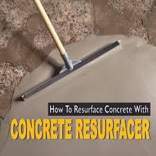How To Fix Cracks In Concrete Patio Best 25 Concrete Resurfacing Ideas On Pinterest Sidewalk Repair
