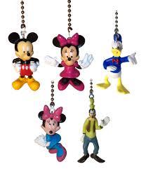 Ceiling Fan Kids Room by Mickey Mouse Clubhouse Ceiling Fan Light Pull Nursery Decor Kids