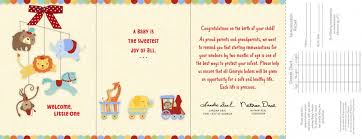 hallmark immunization greeting card program division of family