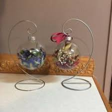 easter egg holder bauble metal stand baubles hanger