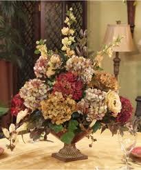 Hydrangea Centerpiece Silk Flowers Hydrangea Centerpiece Ar111 175 Ar111 175