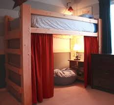 Bunk Beds For College Students Loft Bed Gallery Loft Bed College Bunk Bed Plans