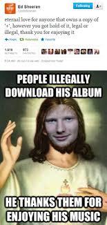 Ed Meme - funny memes ed sheeran ed sheeran memes